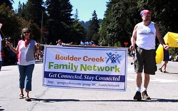 Boulder Creek Family Network Banner