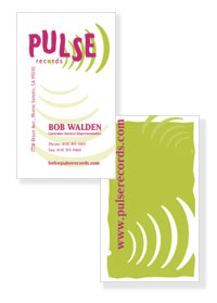 Pulse Business Card